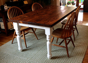 Picture of a French Farmhouse Table